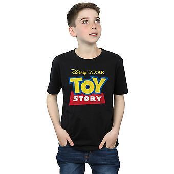 Disney Boys Toy Story Logo T-Shirt