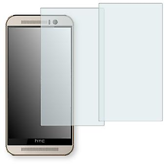 HTC one M9 display protector - Golebo crystal clear protection film