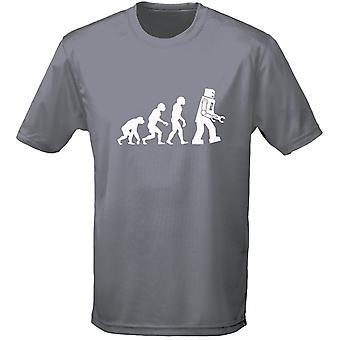 Robot Evolution Mens T-Shirt 10 Colours (S-3XL) by swagwear