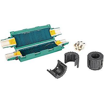 Cable Ø range: 14 - 21 mm Relicon by HellermannTyton 435-01661 Reliseal V510PP/SIR Content: 1 Set