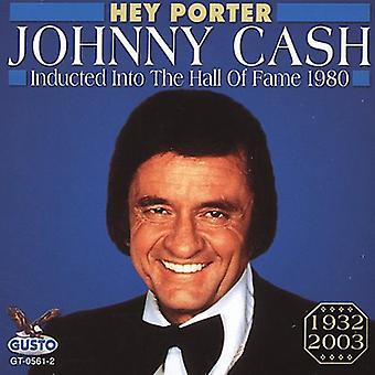 Johnny Cash - Hall of Fame 1980 [CD] USA import