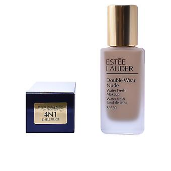 Estee Lauder Double Wear Nude Water Fresh Makeup Spf30 Shell 30ml Womens