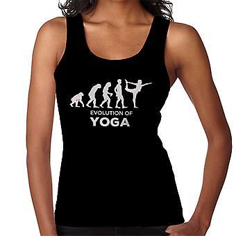 Evolution Of Yoga Women's Vest