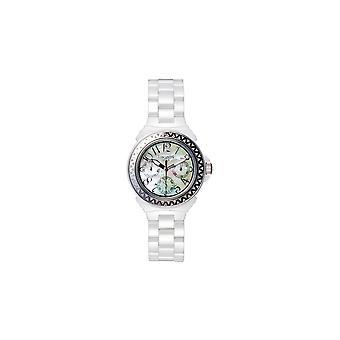 Lancaster women's watch keramiek van diamanten OLA0649SS/BN