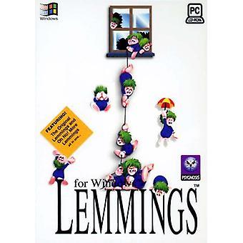 Lemmings for Windows Lemmings  Oh No! More Lemmings