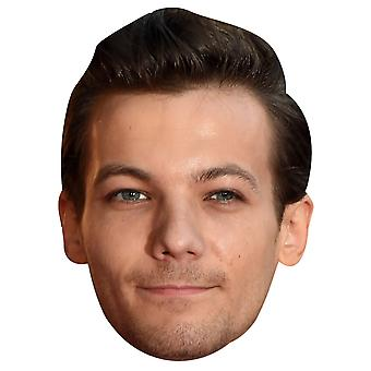 Louis Tomlinson máscara