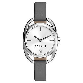 ESPRIT дамы часы кожаный браслет смотреть Сара ES108182001
