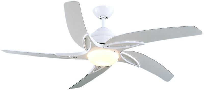 Ventilateur de plafond Viper blanc avec léger 112 cm 44 & 034;