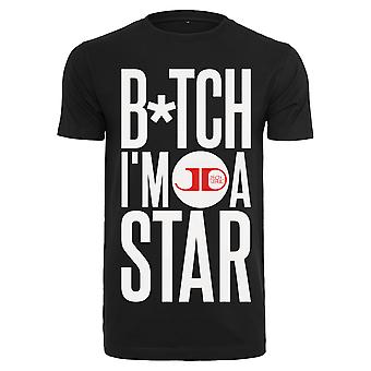 Urban Classics T-Shirt Jason Derulo B*tch I'm A Star