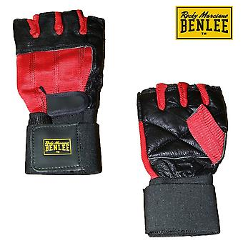 William fitness gloves wrist
