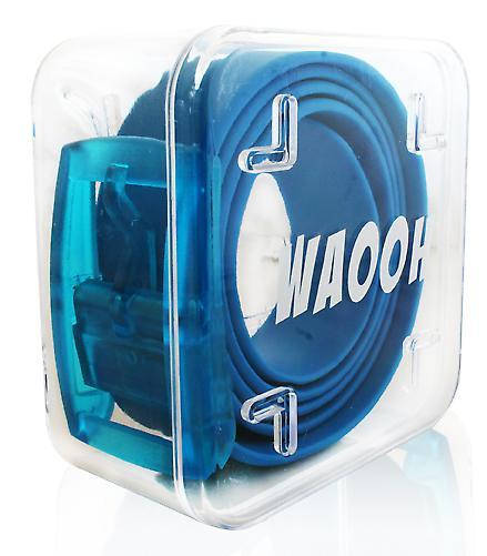 Waooh - belt plastic Waooh blue