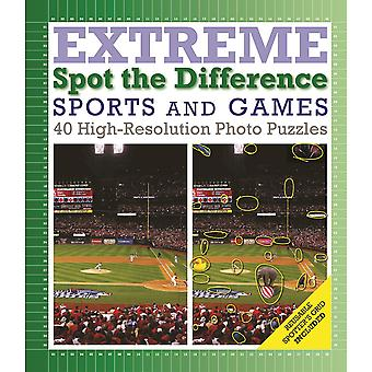 Thunder Bay Press Books-Sports & Games: Spot The Difference
