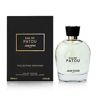 Jean Patou 'Eau De Patou' 3.3 oz/100 ml EdT nytt i rutan