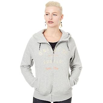 Oneill Silver Melee FA17 Easy Fantastic Womens Zip Hoody