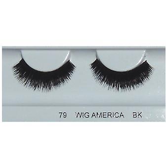 Wig America Premium False Eyelashes wig512, 5 Pairs