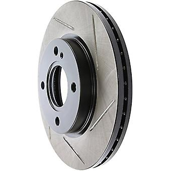 StopTech 126.61096SL Sport Slotted Brake Rotor (Front Left)