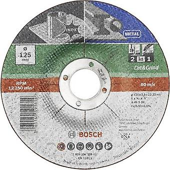 Cutting and grinding disc 125 mm 22.23 mm Bosch Accessories A 46 S BF 2609256309 1 pc(s)