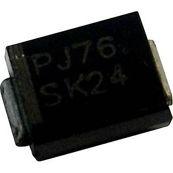 PanJit Schottky rectifier MB25 DO 214AA 50 V Single