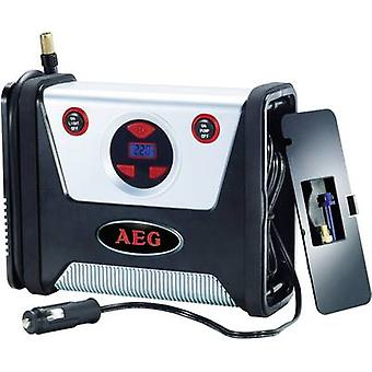AEG Compressor 97136 7 bar Digital display, Auto turn-off, Cable tidy, incl. inspection light