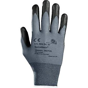 KCL GemoMech 665 665 Polyurethane Protective glove Size (gloves): 8, M EN 388 CAT II 1 pair