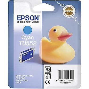 Epson Ink T0552 Original Cyan C13T05524010