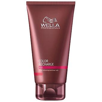 Wella Professionals Color Recharge Red Conditioner 200ml