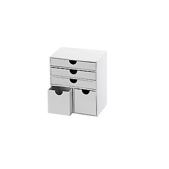 Mini White Board Drawer Style Box for Decopatch & Other Crafts