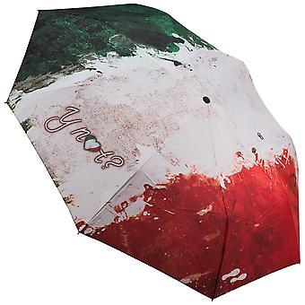 Bandiera di Y emergenza Easymatic luce vernice ombrello automatico Italia 55349