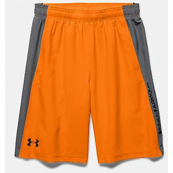 Under Armour Skill Short Tech Boys orange 1271900-924
