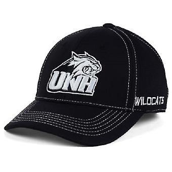 New Hampshire Wildcats NCAA TOW Dynamic Stretch Fitted Hat