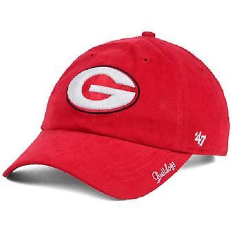 Georgia Bulldogs NCAA 47 Brand Shine On Adjustable Hat
