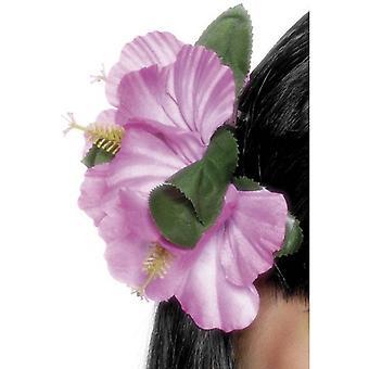 مقطع الشعر الوردي زهرة هاواي في سميفي