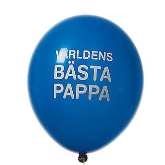 """Maailman suurin isä-ilmapalloja 8-pack-12 """"(30 cm)"""