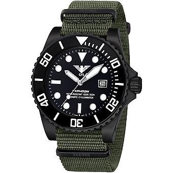 KHS Watch Hommes KHS. TYBSA.NO automatique, montre de plongeur