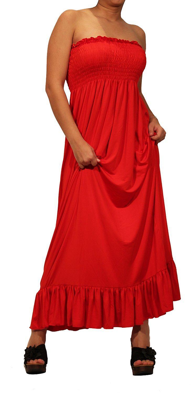 Waooh - Mode - Robe longue Bustier