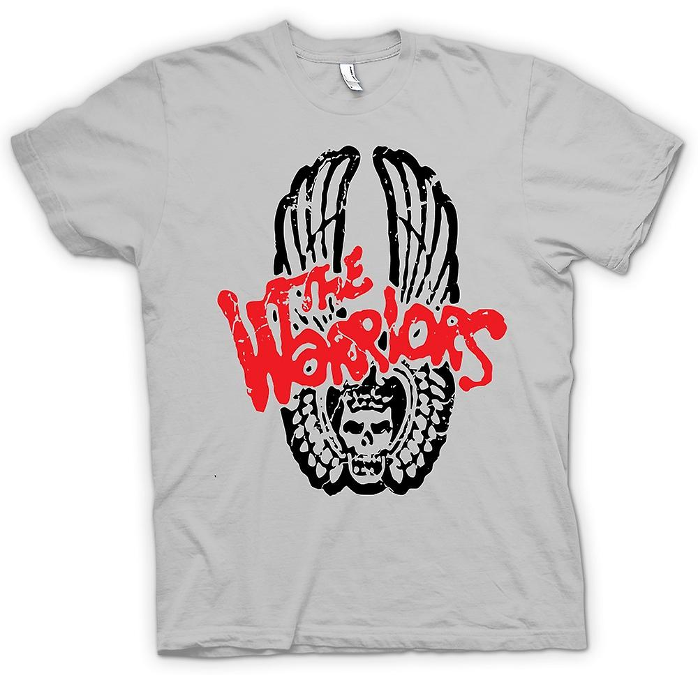 Heren T-shirt-de Warriors - Logo - cultfilm