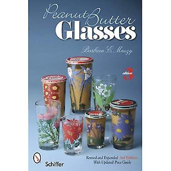 Erdnussbutter-Gläser