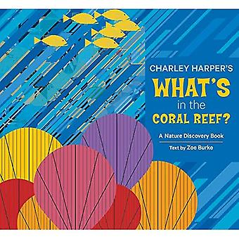 Charley Harper Whats in the Coral Reef A235 (Nature Discovery)