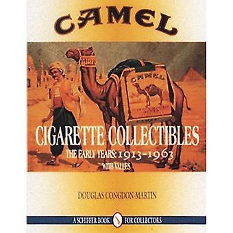 Cigarro Camel colecionáveis: Os primeiros anos (Schiffer livro para colecionadores)