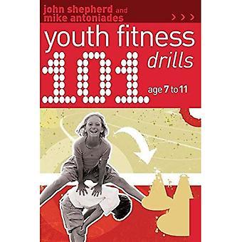 101 ungdom Fitness borrmaskiner ålder 7-11