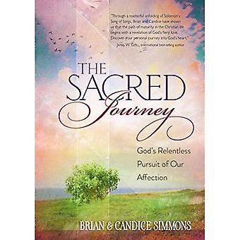 De gewijde reis: Gods niet aflatende streven naar onze genegenheid (passie vertaling)
