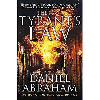 Loi du tyran: livre 3 de la dague et la pièce