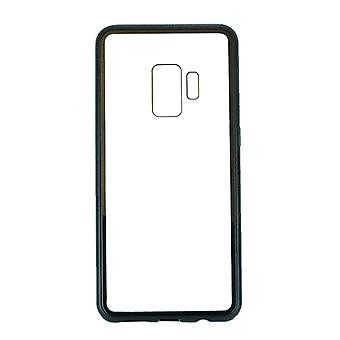 Tempered Glass Case - Samsung Galaxy S9 +!