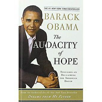 A audácia da esperança: reflexões sobre recuperar o sonho americano