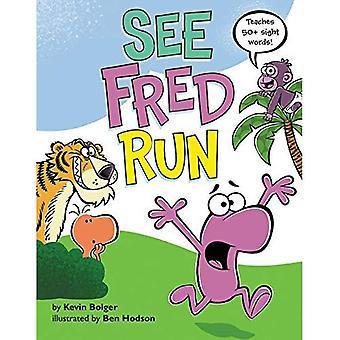 Se Fred Run: Lærer 50 + syn ord!