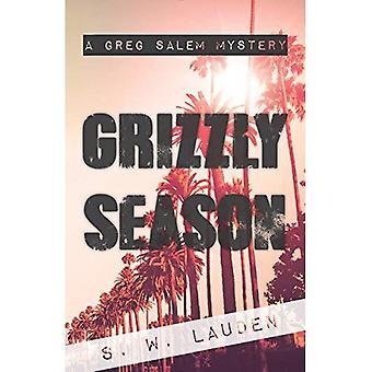 Grizzly Season: A Greg Salem Mystery