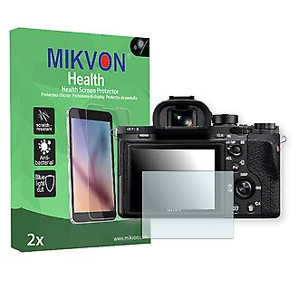 Sony Alpha 7S II Screen Protector - Mikvon Health (Retail Package with accessories)