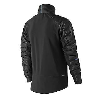New Balance Womens Radiant Jacket Reflective Running Coat Top