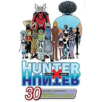 Hunter X Hunter, Volume 30
