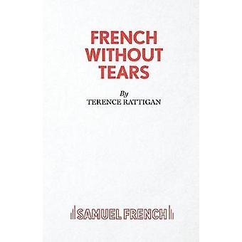 Franska utan tårar av Rattigan & Terence